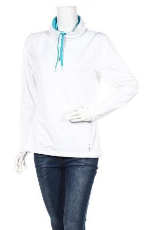 Дамска спортна блуза Quechua, Размер L, Цвят Бял, Цена 14,96лв.