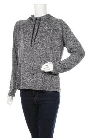 Дамска спортна блуза Under Armour, Размер L, Цвят Сив, Цена 16,80лв.