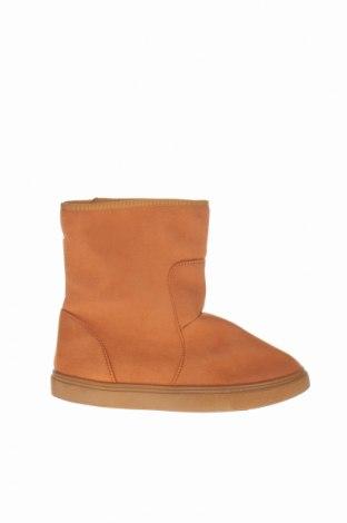 Γυναικείες μπότες Rainbow, Μέγεθος 37, Χρώμα  Μπέζ, Κλωστοϋφαντουργικά προϊόντα, Τιμή 34,02€