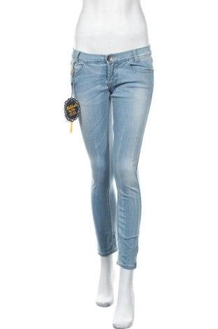 Дамски дънки Killah, Размер M, Цвят Син, 98% памук, 2% еластан, Цена 63,60лв.
