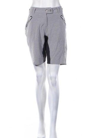 Дамски къс панталон Protective, Размер L, Цвят Сив, 91% полиестер, 9% еластан, Цена 14,28лв.