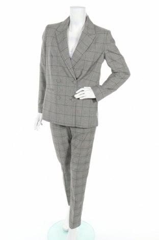 Дамски костюм Mango, Размер M, Цвят Сив, Цена 48,00лв.