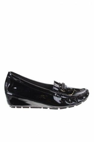 Дамски обувки Angelo, Размер 39, Цвят Черен, Естествена кожа, Цена 23,52лв.