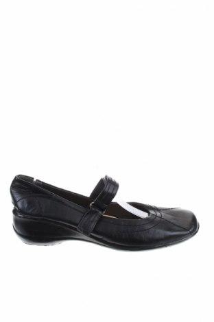 Дамски обувки Anna, Размер 40, Цвят Черен, Еко кожа, Цена 8,82лв.