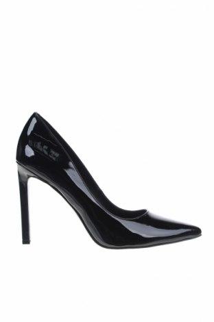 Γυναικεία παπούτσια Nine West, Μέγεθος 39, Χρώμα Μαύρο, Δερματίνη, Τιμή 46,17€