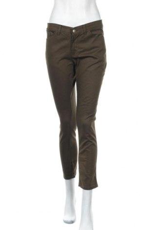 Дамски панталон Assign, Размер L, Цвят Зелен, Цена 11,34лв.