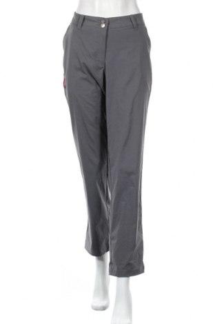 Дамски спортен панталон Crane, Размер L, Цвят Сив, 95% полиамид, 5% еластан, Цена 23,15лв.