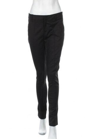 Дамски панталон Now, Размер M, Цвят Черен, Памук, еластан, Цена 21,26лв.
