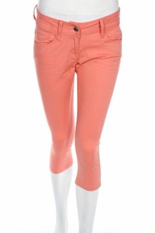 Дамски панталон S.Oliver, Размер S, Цвят Розов, 98% памук, 2% еластан, Цена 8,77лв.