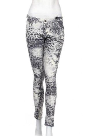 Дамски панталон Silvian Heach, Размер M, Цвят Сив, 97% памук, 3% еластан, Цена 23,52лв.