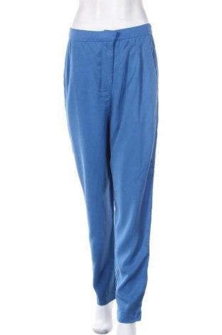 Γυναικείο παντελόνι Top Secret, Μέγεθος M, Χρώμα Μπλέ, 100% lyocell, Τιμή 10,97€