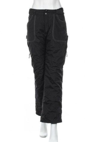Дамски панталон за зимни спортове, Размер S, Цвят Черен, Полиамид, Цена 30,24лв.