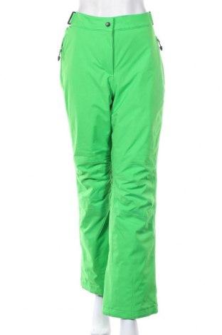 Дамски панталон за зимни спортове Maier Sports, Размер XL, Цвят Зелен, Цена 29,66лв.