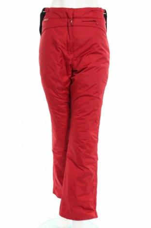 Дамски панталон за зимни спортове Tommy Hilfiger, Размер M, Цвят Червен, Полиамид, Цена 162,03лв.
