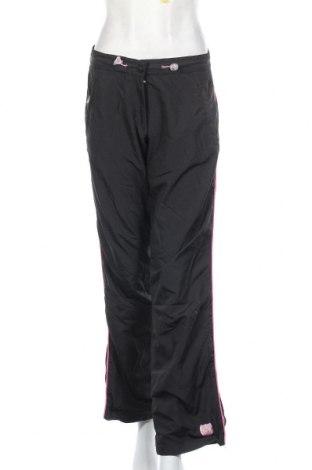 Дамски спортен панталон TCM, Размер S, Цвят Черен, 100% полиестер, Цена 5,78лв.