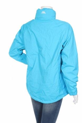 Дамско спортно яке Trespass, Размер M, Цвят Син, 100% полиестер, Цена 37,60лв.