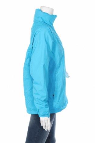 Дамско спортно яке Trespass, Размер M, Цвят Син, 100% полиестер, Цена 70,50лв.