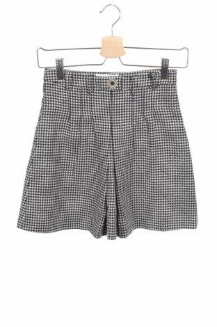 Детска пола Zara Kids, Размер 9-10y/ 140-146 см, Цвят Черен, 38% памук, 35% вълна, 17% полиестер, 10% акрил, Цена 33,54лв.