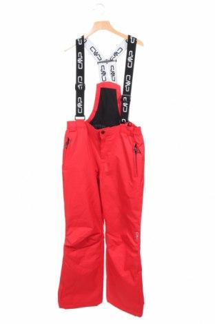 Детски гащеризон за зимни спортове CMP, Размер 13-14y/ 164-168 см, Цвят Червен, Полиестер, Цена 61,60лв.
