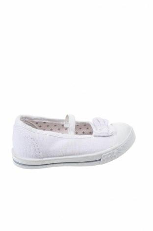 Детски обувки Orchestra, Размер 22, Цвят Бял, Текстил, Цена 11,50лв.