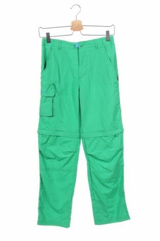 Детски спортен панталон Trollkids, Размер 12-13y/ 158-164 см, Цвят Зелен, Полиамид, полиестер, Цена 19,32лв.