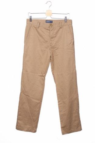 Мъжки панталон Izod, Размер S, Цвят Бежов, Памук, Цена 10,50лв.