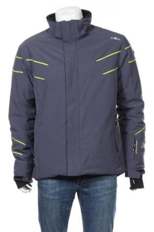 Мъжко яке за зимни спортове CMP, Размер L, Цвят Син, 90% полиестер, 10% еластан, Цена 83,60лв.