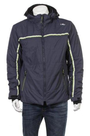 Мъжко яке за зимни спортове CMP, Размер L, Цвят Син, Полиестер, Цена 82,36лв.