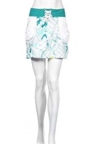 Пола Adidas, Размер M, Цвят Бял, Полиестер, Цена 24,48лв.