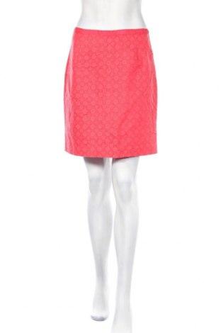 Пола Noa Noa, Размер S, Цвят Розов, 75% памук, 25% полиестер, Цена 11,39лв.