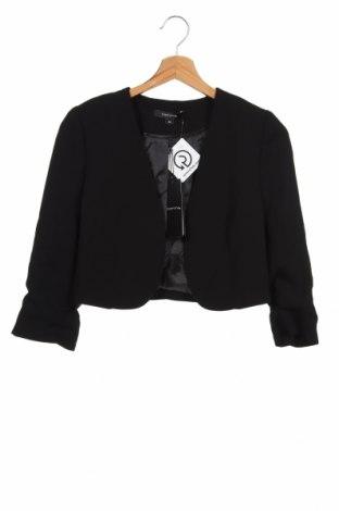 Дамско сако Comma,, Размер XS, Цвят Черен, Полиестер, Цена 119,25лв.