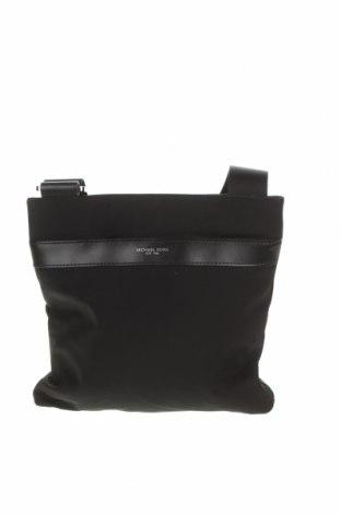 Чанта Michael Kors, Цвят Черен, Текстил, еко кожа, Цена 69,30лв.