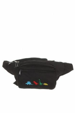 Чанта за кръст, Цвят Черен, Текстил, Цена 23,10лв.