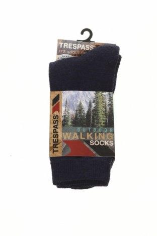 Skarpety Trespass, Rozmiar M, Kolor Niebieski, 45% wełna, 45%akryl, 10% poliamid, Cena 78,75zł