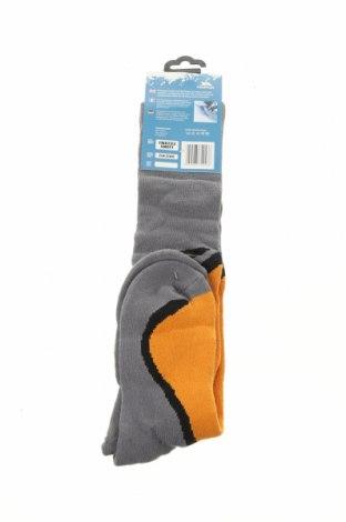 Ponožky Trespass, Velikost M, Barva Šedá, 80% bavlna, 28% polyester, 2% elastan, Cena  302,00Kč