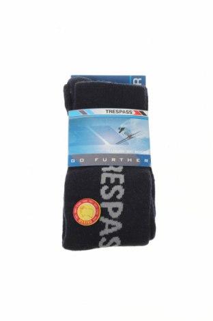 Ponožky Trespass, Velikost S, Barva Modrá, 40% merino , 40%acryl, 20% polyamide, Cena  457,00Kč