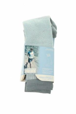Ponožky Trespass, Velikost M, Barva Zelená, 70%acryl, 10% vlna, 10%acryl, 10% polyamide, Cena  424,00Kč