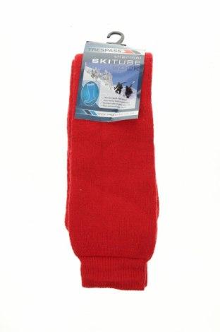 Ponožky Trespass, Velikost M, Barva Červená, 45% vlna, 45%acryl, 10% polyamide, Cena  302,00Kč