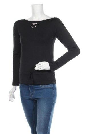Bluză de femei Reebok, Mărime S, Culoare Negru, Preț 56,37 Lei