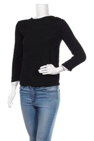 Γυναικεία μπλούζα & Other Stories, Μέγεθος XS, Χρώμα Μαύρο, Βισκόζη, Τιμή 24,68€