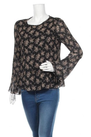 Дамска блуза Amisu, Размер M, Цвят Черен, Полиестер, Цена 18,90лв.