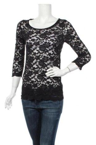 Дамска блуза Amisu, Размер M, Цвят Черен, Цена 19,95лв.