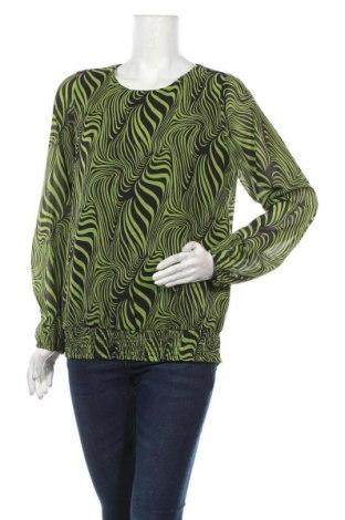 Дамска блуза Aniston, Размер M, Цвят Зелен, Полиестер, Цена 18,90лв.
