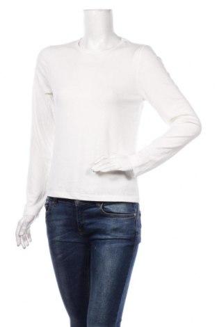 Bluzka damska Atmosphere, Rozmiar XL, Kolor Biały, 64% poliester, 34% wiskoza, 2% elastyna, Cena 42,00zł