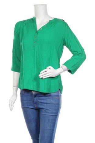 Дамска блуза Atmosphere, Размер M, Цвят Зелен, Вискоза, Цена 18,90лв.