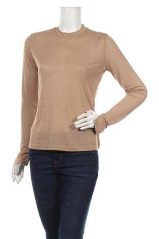 Дамска блуза Atmosphere, Размер XL, Цвят Бежов, Полиестер, Цена 14,18лв.