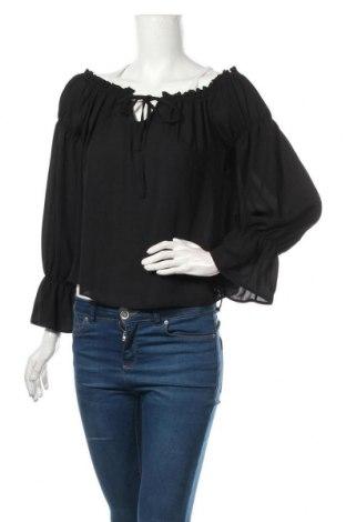 Дамска блуза Atmosphere, Размер L, Цвят Черен, Полиестер, Цена 15,96лв.