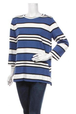 Дамска блуза Bogner, Размер XL, Цвят Многоцветен, 87% вискоза, 10% полиамид, 3% еластан, Цена 85,79лв.