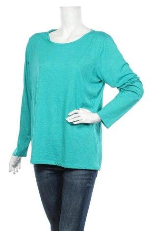 Dámská halenka C&A, Velikost XL, Barva Zelená, 65% polyester, 35% bavlna, Cena  271,00Kč