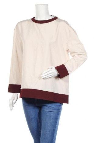 Дамска блуза COS, Размер L, Цвят Бежов, Полиестер, Цена 29,40лв.